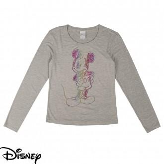 Imagem - (D60195) Blusa de Viscose Feminina Infantil Disney - Cativa ref: D60195