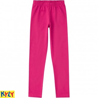 Imagem - (107.633-M) Calca Legging Cotton Feminino Juvenil  - Kyly ref: 107.633-M