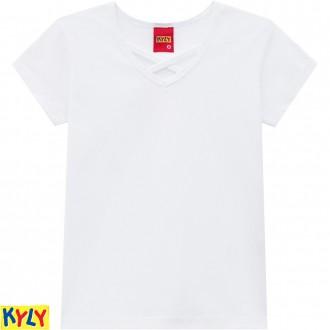 Imagem - (108.481) Blusa Meia Malha Feminino Juvenil - Kyly ref: 108.481