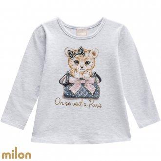 Imagem - (12.121) Blusa de cotton - Milon ref: 12.121