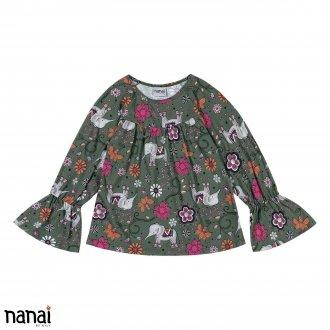 Imagem - (600.410) Blusa meia malha - NANAI ref: 600.410