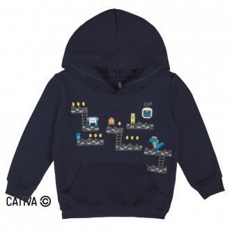 Imagem - (C90519) Conjunto de moletom para bebês - CATIVA ref: C90519