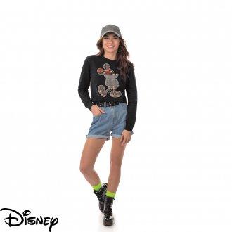 Imagem - (D10059) Blusão de Moletom Disney ref: D10059