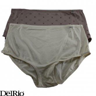 Imagem - (50027 D34) Kit com 2 calcinhas DelRio ref: 50027 D34