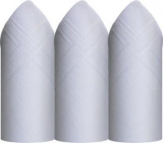 Imagem - (2405-C/3)  Kit com 3 lenços Premie ref: 2405-C/3