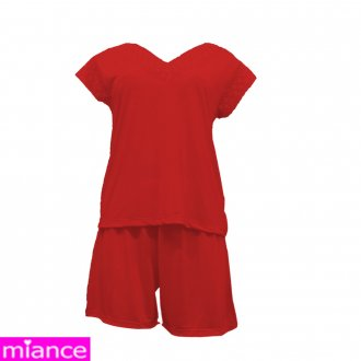 Imagem - (MI-8189) Short Doll Rendado Miance ref: MI-8189