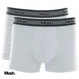 Imagem - (110.09) Kit C/02 Cuecas Boxer Mash ref: 110.09