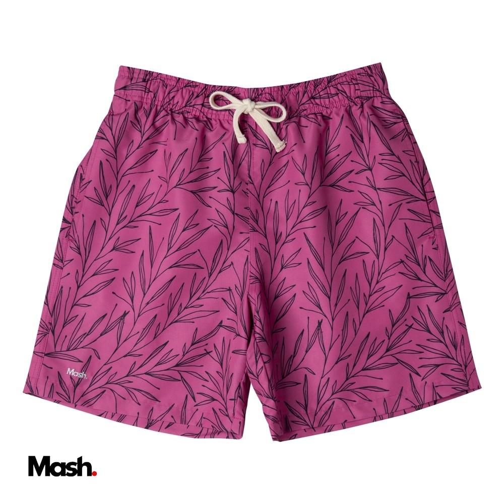 (611.16) Shorts Masculino Adulto - Mash Praia