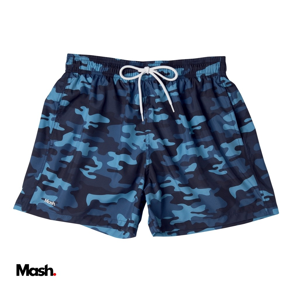 (613.51) Shorts Masculino Adulto - Mash Praia