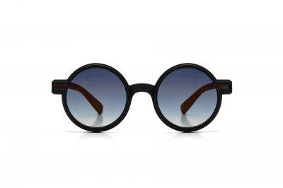 Imagem - Óculos de Sol Yoface YO2 Unissex Preto