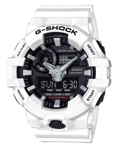 f6e9aab0d12 RELOGIO CASIO G-SHOCK ANADIGI GA-700-7ADR - Compre Agora
