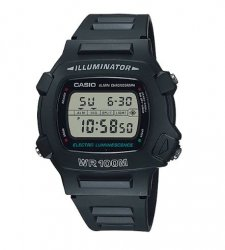 RELOGIO CASIO W-740-1VS