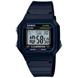 RELOGIO CASIO DIGITAL W-217H-1AVDF