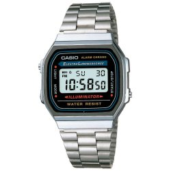 RELOGIO CASIO VINTAGE DIGITAL A16