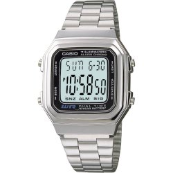 RELOGIO CASIO VINTAGE DIGITAL A17