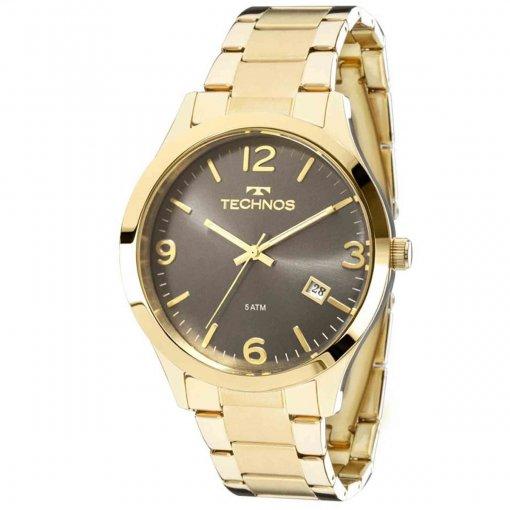 Relógio Technos Feminino Dress Analógico Casual 2315ACD 4C Dourado bcf4e11a40