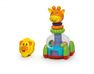 110090f5d3 Imagem - Brinquedo Educativo Didático Baby Mix Calesita 2 Cabeças cód   086332