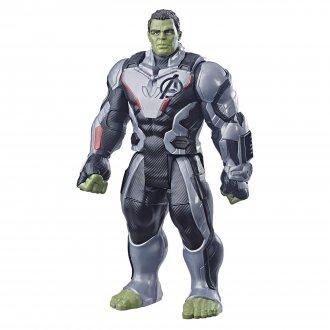 ad95a937c5 Imagem - Figura de Ação Hulk Titan Hero Series Marvel Vingadores Hasbro  cód  091124