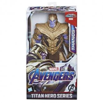 e1efa47c85 Imagem - Figura de Ação Thanos Titan Hero Series Marvel Vingadores Hasbro  cód  091126