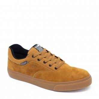 d8f846a5c Imagem - Tênis Kings Sneakers Skatista Street Caramelo cód: 089022