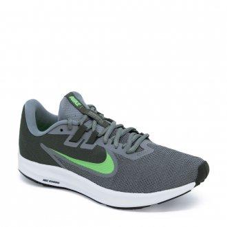 31cfa5d9c Imagem - Tênis Nike Downshifter 9 Cinza/Verde cód: 087472