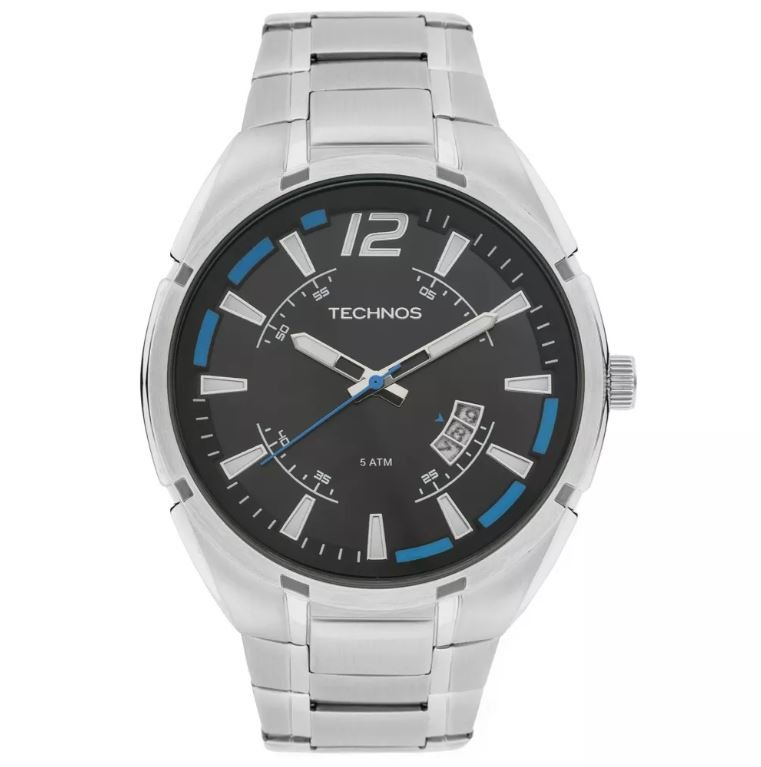d36424c8c50 Relógio Technos Racer Masculino 2115KTD 1A
