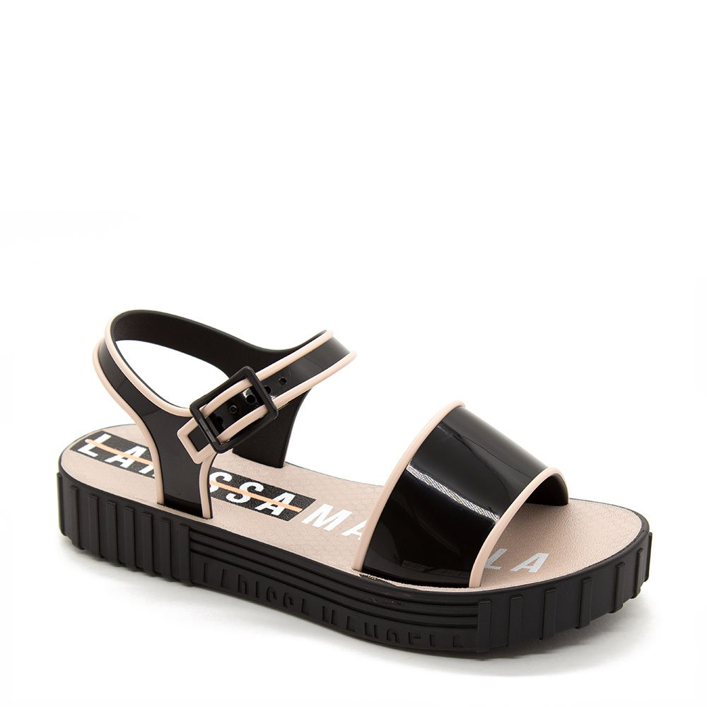 435dc93805 Sandália Grendene Flatform Larissa Manoela Fashion Bag - Zuazen